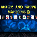 Mahjon Black White 2 Untimed
